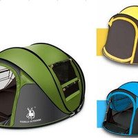 3-4 persons camping tent