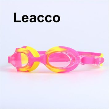 Professional Safety Men Women Children Goggles sports baby Swim Eyeglasses  Anti Fog Swimming Goggles Coating Kids Swim Glasses