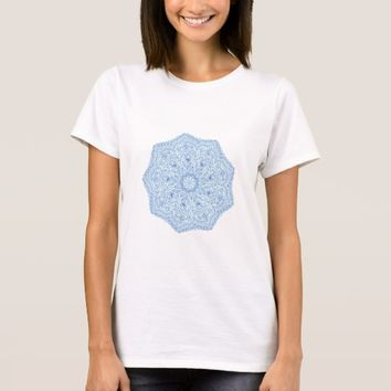 Flower Mandala T-Shirt