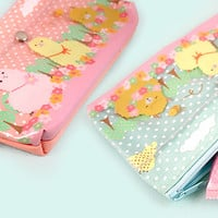 Buy Alopaca Alpaca Flat Multi-Purpose Pencil/Cosmetic Case at Tofu Cute