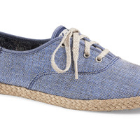 Keds Shoes Official Site Champion Jute Linen