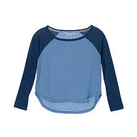 Cropped Baseball Tee - Victoria's Secret