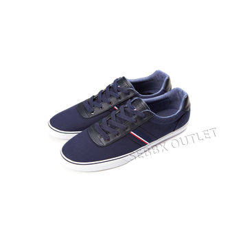 Tommy Hilfiger Sneakers Phoenix Dark Blue Lace Up Shoes