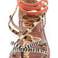 Sam Edelman Gable Strappy Flat Sandals | SHOPBOP