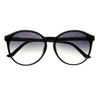 Large Retro Celebrity Fashion Round Sunglasses R2630