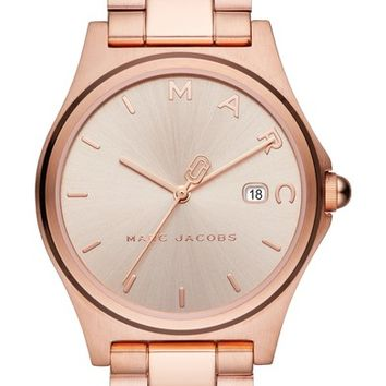 MARC JACOBS Henry Bracelet Watch, 39mm | Nordstrom