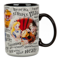 Disney Alice in Wonderland Mug | Disney Store