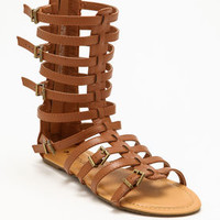 Gladiator Strappy Sandals - LoveCulture