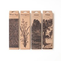 Poketo Wild Harvested Incense Sticks