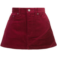 Marc Jacobs Corduroy Mini Skirt - Farfetch