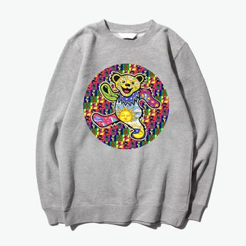 Grateful dead acid bear Hoodies