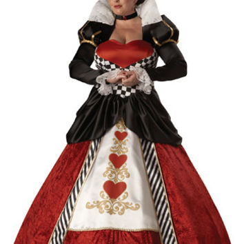 Women's Costume: Queen of Hearts (IC) | 3XL