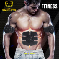 Wireless Abdominal Muscle Trainer Stimulator ABS rt
