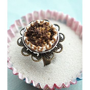 Turtle Pie Ring