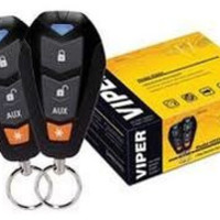 Viper 1-Way Remote Start System Keyless Entry Auto Transmitter Car Automatic