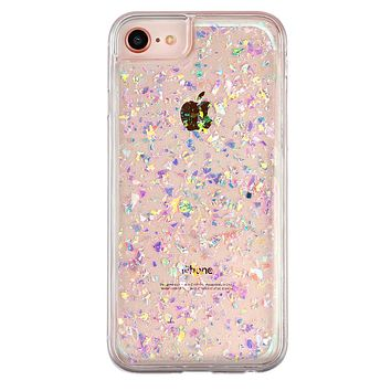Opal Flakes iPhone Case