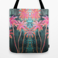 Island Breeze Tote Bag by Sophia Buddenhagen