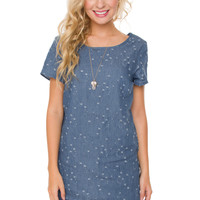Ryanne Denim Dress