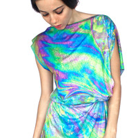 Iridescent Opal Dress