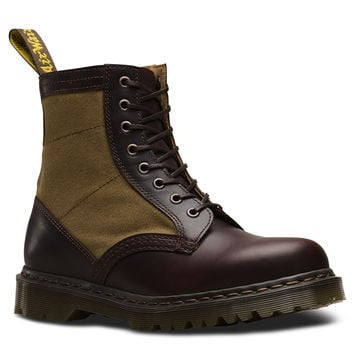 DR MARTENS 1460 PASCAL ANTIQUE TWILL