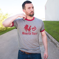 Rooster Teeth Logo Ringer Shirt