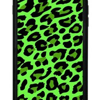 Neon Leopard iPhone 6+/7+/8+ Plus Case