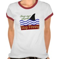 Save Our Sharks, Stop Finning