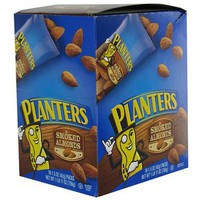 PLANTERS SMOKED ALMONDS TUBE