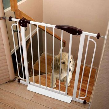 Baby Gate Pet Gate Door Bar Guide Fixing Sheet For Baby Door Bar Pet Fence