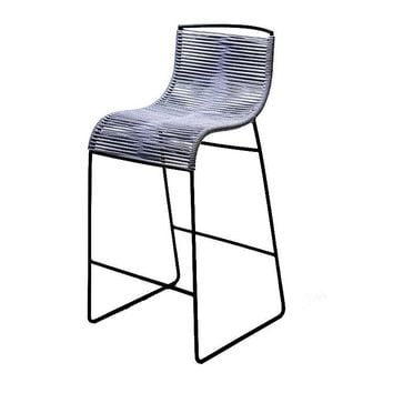 Acapulco Bar Stool in Woven Rope