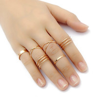 Stackz Ring Set