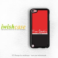 Pierce The Veil Song Lyric iPod Touch 4 Case iPod Touch 5 Case