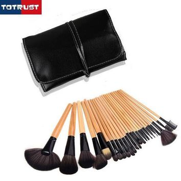 PEAPUNT Professional Women lash comb Brush Lip Eyeshadow Eyeliner kabuki Artis Contour Blush Mascara kabuki Makeup Brushes Tool Set