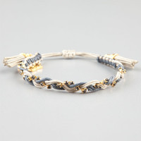 Rose Gonzales Verve Lola Bracelet Beige One Size For Women 24881642601