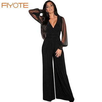 Loose Club Jumpsuit