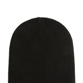 FOREVER 21 Favorite Ribbed Beanie