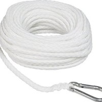 Seasense Hollow Braid Anchor Line Polypropylene: Sports & Outdoors