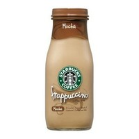 Starbucks Frappuccino Mocha Coffee Drink 13.7 oz
