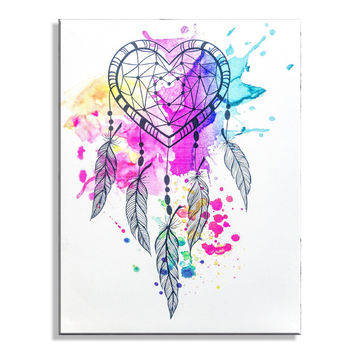 Dreamcatcher Wall Canvas