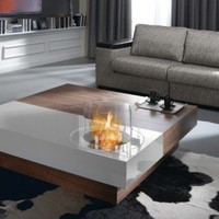 Fire Pit Coffee Table - Opulentitems.com