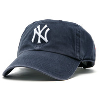 New York Yankees Women's Clean Up Adjustable Cap by '47 Brand - MLB.com Shop