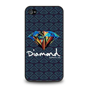 DIAMOND SUPPLY CO iPhone 4 / 4S Case Cover
