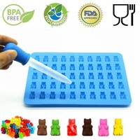 Silicone Gummy Bear Mold