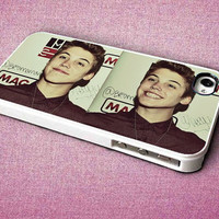 Magcon Smile For iPhone, Samsung Galaxy S and iPod Cases
