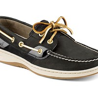Bluefish Microdot 2-Eye Boat Shoe