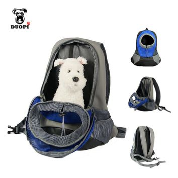 Small Dog Carrier Bag Carrying Animals Cat Outdoor Travel Shoulder Backpack Sport Bags Travel Accessories Dog Cage
