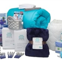 The 44-Piece College Dorm Essentials Set - Totally Complete Dorm Room Products College Shopping Sites Essentials For Dorm Life
