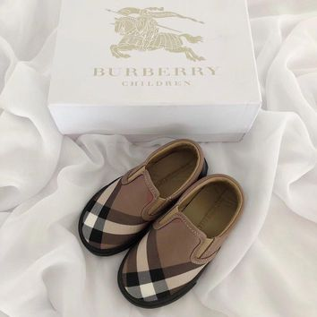 Burberry children Casual shoes-1