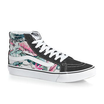 Vans Sk8-hi Slim Trainers - Multi/true White