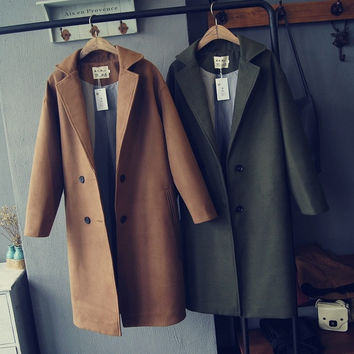 FASHION LONG COAT